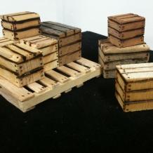 Crates, Barrels, Pallets & Buckets